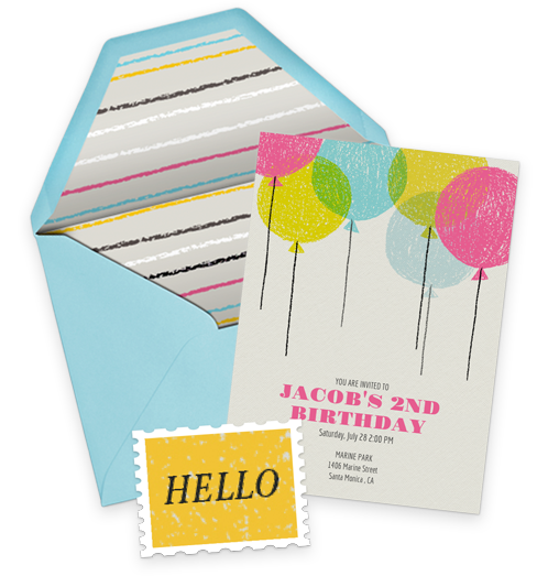 Free Online Invitations Premium Cards And Party Ideas From Evite